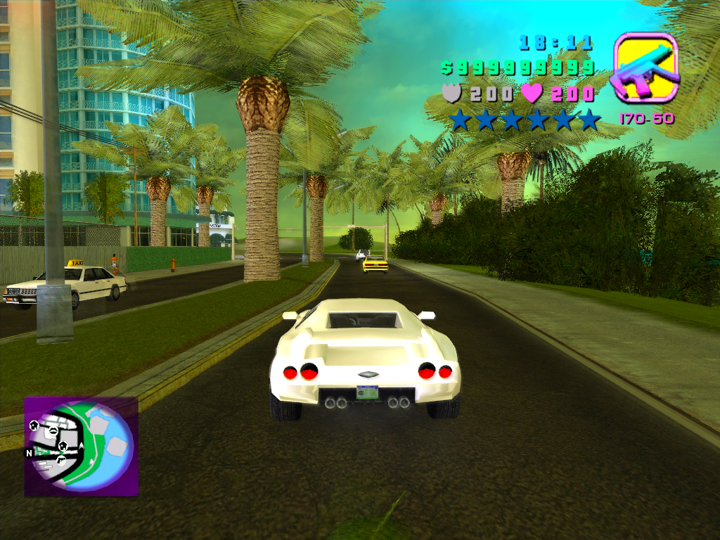 Patch Gta Vice City New Cars